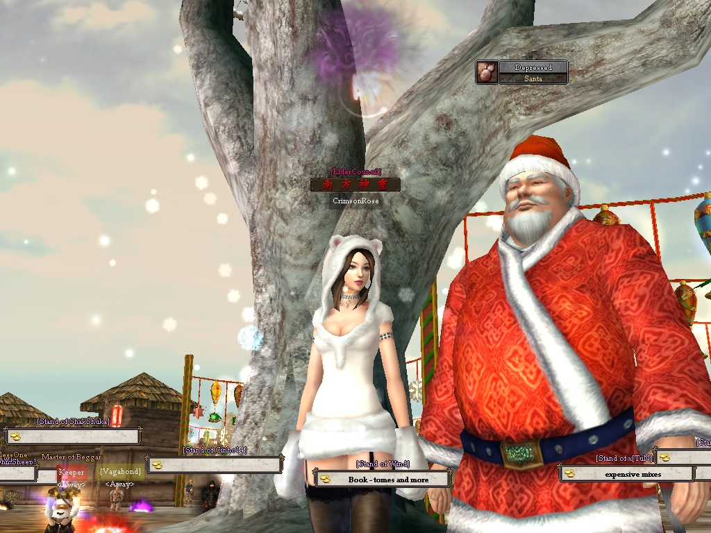 CrimsonRose and Santa Tao Server.jpg